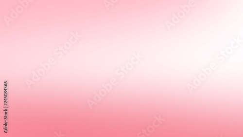 Photo  Abstract Pink gradient background ,Colorful smooth illustration