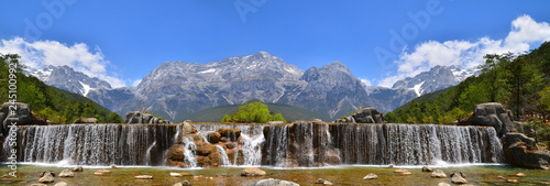Wodospad panoramiczny