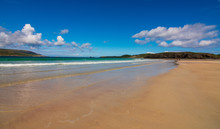 Balnakiel Bay Near Durness, North Coast Scotland