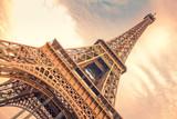 Fototapeta Fototapety z wieżą Eiffla - Eiffel Tower, Paris, France