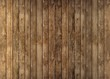 Floor or wall of rustic wooden boards