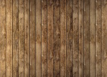 Floor Or Wall Of Rustic Wooden...