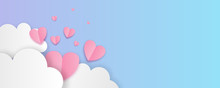 Paper Cut Valentines Day Origa...