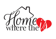 Wording Design, Home Is Where ...