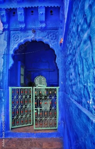 Deurstickers Asia land Jodhpur ou