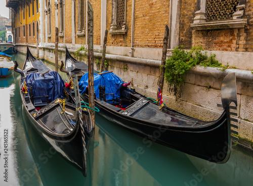In de dag Centraal Europa Venezia, gondole