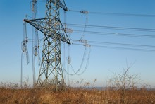 Electric Lines Collapsed