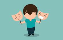 Men With Bipolar Symptoms Or D...