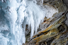 Giant Ice Formations