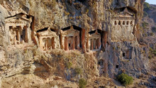 King Rock Tombs