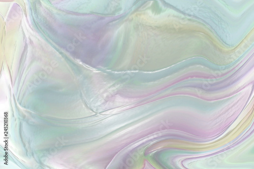 Photo Multi colored mother of pearl background