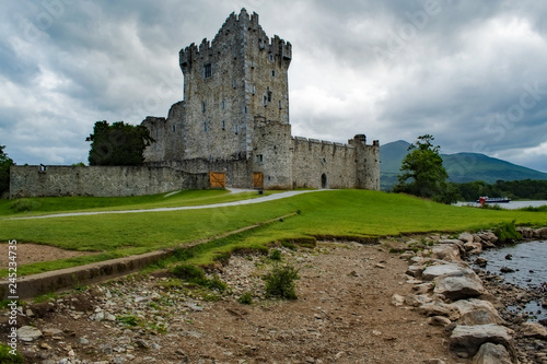 Fotografie, Tablou  Ross Castle in Killarney