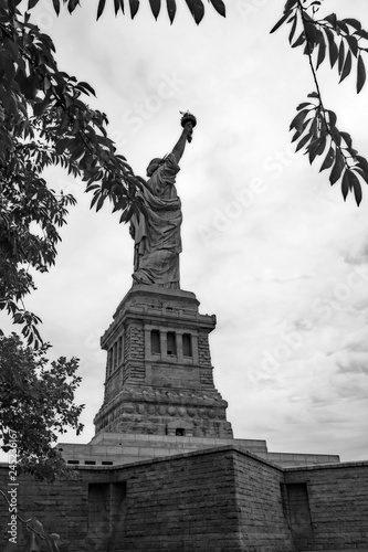 Photo  The Statue of Liberty