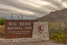 Big Bend National Park Is Loca...