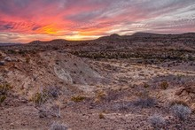 Big Bend National Park Is Located In Far South Texas On The Mexican Border