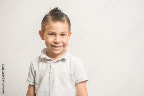 Fototapety, obrazy: happy child