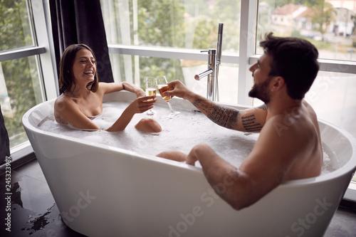 Sexy bathtub pictures