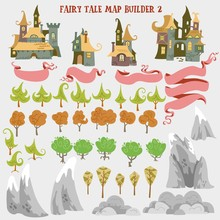 Fairy Tale Fantasy Map Builder...