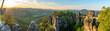 Panorama Basteibrücke