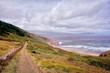 Path along the Coast, Finisterre, Galicia, Spain