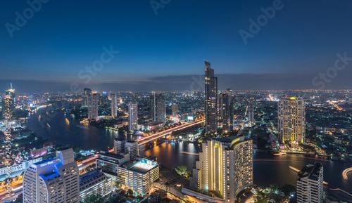 Fototapeta Bangkok City obraz na płótnie