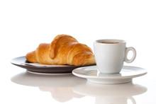 Coffe Croissant Espresso White...