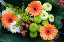 Bouquet Chez Le Fleuriste