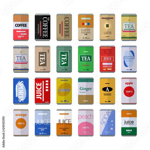 缶ジュース Tablou Canvas