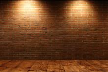 Empty Interior Room;
