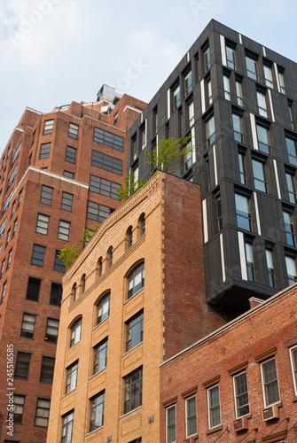 Photo  Buildings Chelsea NY