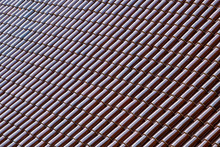 Japanese Roof Tile Texture