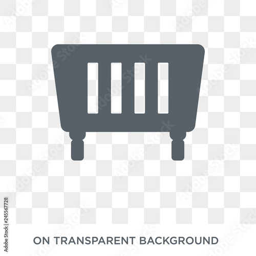 Tremendous Dumpster Icon Trendy Flat Vector Dumpster Icon On Theyellowbook Wood Chair Design Ideas Theyellowbookinfo
