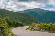 The Mount Washington Auto Road...