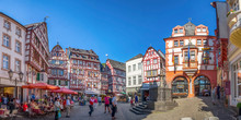Bernkastel Kues, Altstadt, Mar...