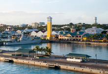Morning In Nassau Port