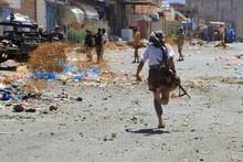 """Taiz / Yemen - Jan 13 2019: A..."