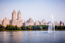 View Of Manhattan Skyline View...