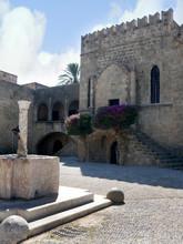 Rhodes Old Town Resembles A Me...