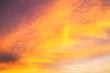Colorfui morning sky