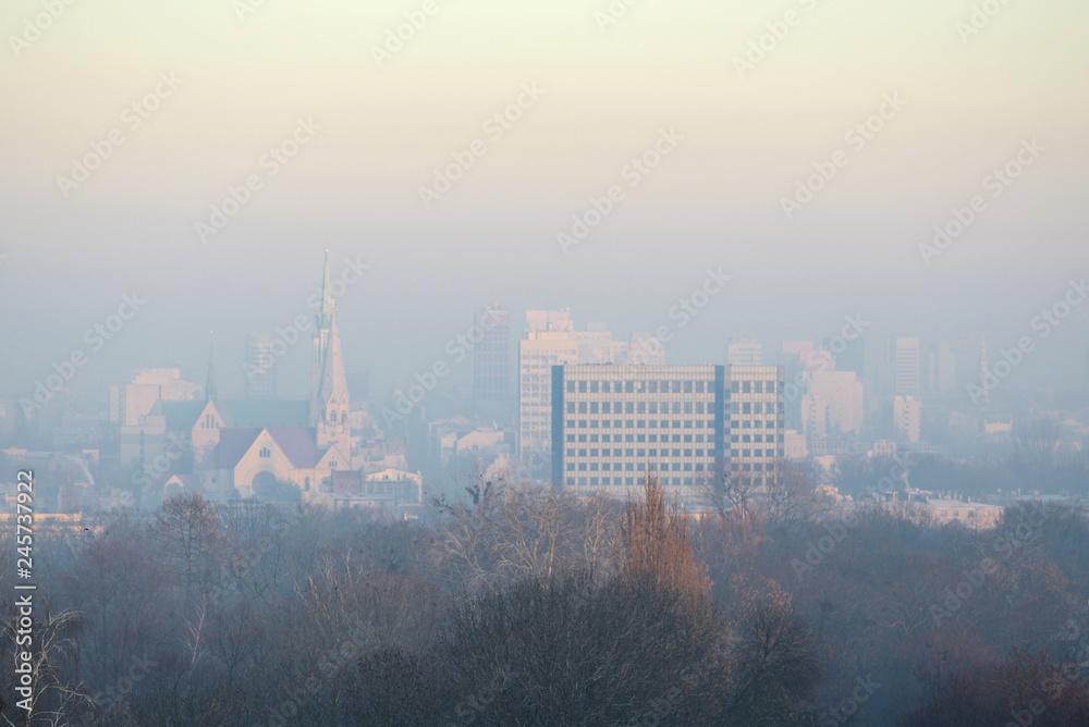 Fototapeta Łódź, Poland
