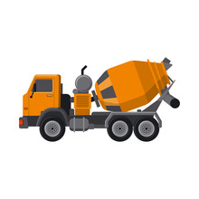 Isolated Object Of Build And Construction Logo. Collection Of Build And Machinery Stock Symbol For Web.