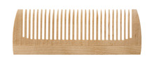 Single Wooden Comb