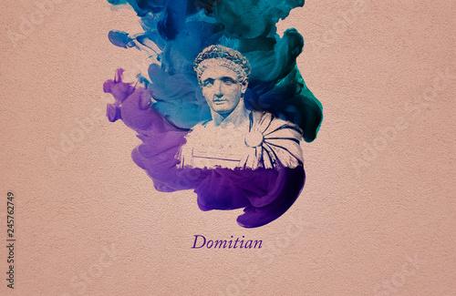 Fototapeta  Domitian, Roman Emperor