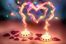 Symbolic Image Of Valentine's ...