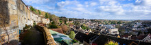 Panoramic View Overlooking Rom...