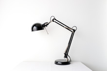 Retro Black Black Desk Lamp On...