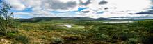 Lapland Wilderness Panorama