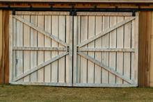 Barn Doors Wood