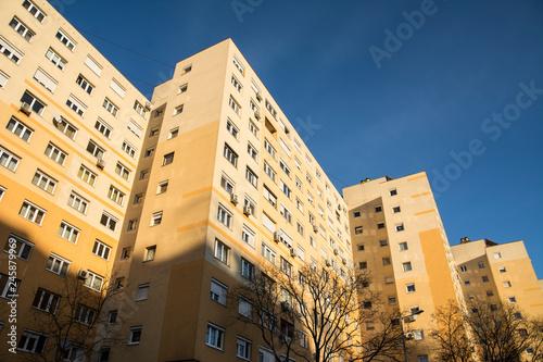 Fotografiet  ハンガリーの集合住宅