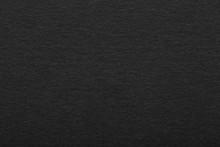 Black Paper Texture Closeup